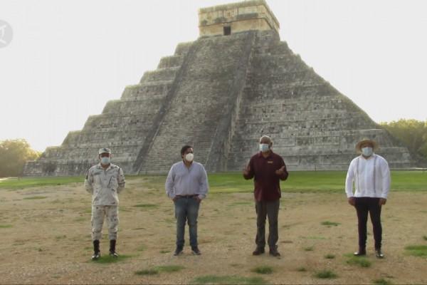 Dampak Pandemi COVID-19 terhadap Pariwisata Meksiko