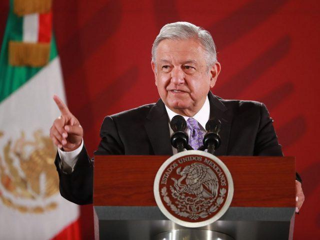Presiden Meksiko Andres Manuel Menolak Diberi Vaksin Covid -19
