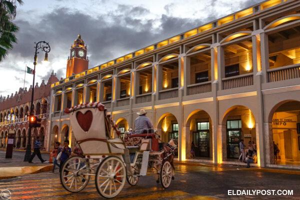 15 tempat terbaik untuk dikunjungi di Meksiko