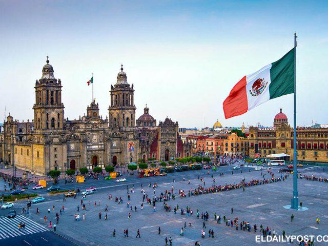 Seperti apa perjalanan di Meksiko pada tahun 2021