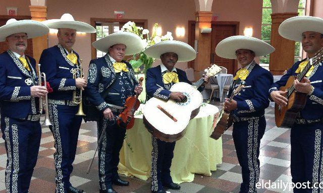 Instrumen Music Khas Meksiko