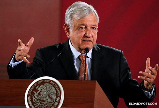 Presiden Mexico merayakan penghentian privatisasi sektor energi sebagai pencapaian tertinggi